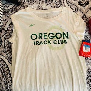 NWT Nike Oregon Track Club Tee